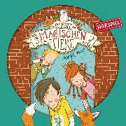 Cover-Bild zu 01: Die Schule der magischen Tiere (Audio Download) von Auer, Margit