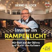 Cover-Bild zu Immer im Rampenlicht (Audio Download) von Hock, Bernd R.