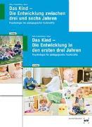 Cover-Bild zu Paketangebot Das Kind - Die Entwicklung Band 1 und Band 2 von Dr. Hille, Katrin