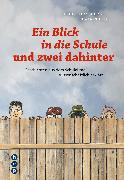 Cover-Bild zu Ein Blick in die Schule und zwei dahinter (eBook) von Hille, Katrin