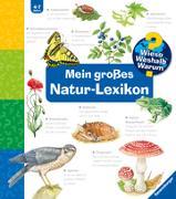 Cover-Bild zu Mein großes Natur-Lexikon von Noa, Sandra