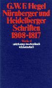Cover-Bild zu Werke in 20 Bänden mit Registerband von Hegel, Georg Wilhelm Friedrich