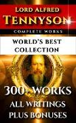 Cover-Bild zu Kingsley, Charles: Tennyson Complete Works - World's Best Collection (eBook)