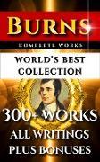 Cover-Bild zu Burns, Robert: Robert Burns Complete Works - World's Best Collection (eBook)