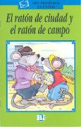 Cover-Bild zu El ratón de ciudad y el ratón de campo von Staiano, Elena (Illustr.)