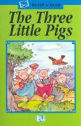 Cover-Bild zu The Three Little Pigs von Staiano, Elena (Illustr.)