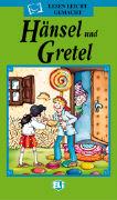 Cover-Bild zu Hänsel und Gretel von Staiano, Elena (Illustr.)