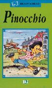 Cover-Bild zu Pinocchio von Staiano, Elena (Illustr.)