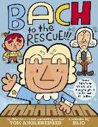 Cover-Bild zu Angleberger, Tom: Bach to the Rescue!!! (eBook)