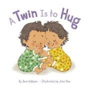 Cover-Bild zu Ashburn, Boni: A Twin Is to Hug (eBook)