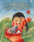 Cover-Bild zu Der kleine Igel und das grosse Geschenk von Butler, M Christina