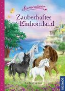Cover-Bild zu Sternenfohlen, Zauberhaftes Einhornland von Chapman, Linda