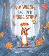 Cover-Bild zu Wim Wiesel und der große Sturm von Gavin, Ciara