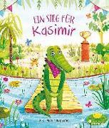 Cover-Bild zu Ein Sieg für Kasimir von Christou, Bethany