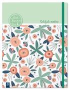 """Cover-Bild zu Mein Lehrerplaner A4+, Ringbindung """"live - love - teach"""" - mintgrün - Lehrerkalender für das Schuljahr 2020/2021 - Schulplaner für Lehrerinnen und Lehrer von Verlag an der Ruhr, Redaktionsteam"""