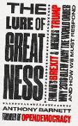 Cover-Bild zu Barnett, Anthony: The Lure of Greatness