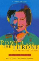 Cover-Bild zu Barnett, Anthony: Power And The Throne (eBook)