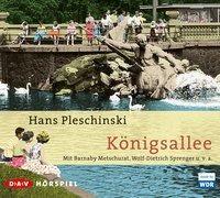 Cover-Bild zu Pleschinski, Hans: Königsallee