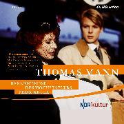 Cover-Bild zu Mann, Thomas: Bekenntnisse des Hochstaplers Felix Krull (Audio Download)