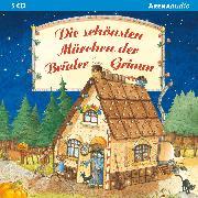 Cover-Bild zu Grimm, Jacob: Die schönsten Märchen der Brüder Grimm (Audio Download)