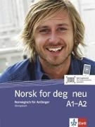 Cover-Bild zu Norsk for deg neu A1-A2