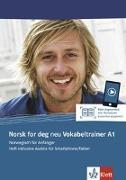 Cover-Bild zu Norsk for deg neu A1. Vokabeltrainer. Heft inklusive Audios für Smartphone/Tablet