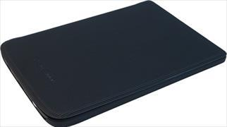 Cover-Bild zu Cover Pocketbook Touch Lux 4+5/Touch HD 3+Color Shell Lines schwarz