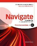 Cover-Bild zu Navigate: Pre-intermediate B1: Coursebook with DVD and Oxford Online Skills Program