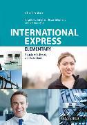 Cover-Bild zu International Express: Elementary: Student's Book Pack