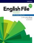 Cover-Bild zu Latham-Koenig, Christina: English File: Intermediate: Student's Book with Online Practice
