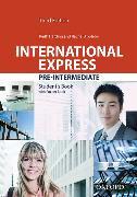 Cover-Bild zu International Express: Pre-Intermediate: Student's Book Pack