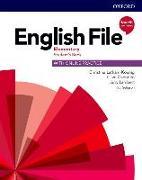 Cover-Bild zu Latham-Koenig, Christina: English File: Elementary: Student's Book with Online Practice