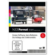 Cover-Bild zu Grosse Hoffnung, leere Batterien - Die Anfänge des Elektromobils von Widmer, Kurt