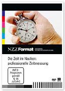 Cover-Bild zu Die Zeit im Nacken - professionelle Zeitmessung von Widmer, Kurt