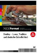 Cover-Bild zu Bentley - Luxus, Tradition und deutsche Gründlichkeit von Widmer, Kurt