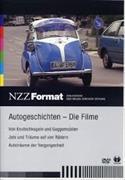 Cover-Bild zu Autogeschichten - Die Filme von Widmer, Kurt