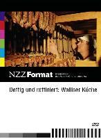 Cover-Bild zu Deftig und raffiniert: Walliser Küche von Widmer, Kurt