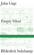 Cover-Bild zu Cage, John: Empty Mind