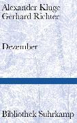 Cover-Bild zu Kluge, Alexander: Dezember