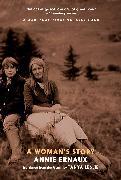 Cover-Bild zu Ernaux, Annie: A Woman's Story
