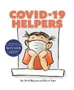 Cover-Bild zu COVID-19 HELPERS (eBook) von Bacon, Beth