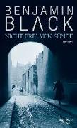 Cover-Bild zu Black, Benjamin: Nicht frei von Sünde (eBook)