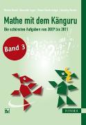 Cover-Bild zu Mathe mit dem Känguru 3 von Noack, Monika