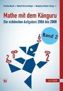 Cover-Bild zu Mathe mit dem Känguru 2 von Noack, Monika