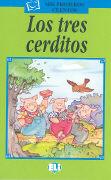 Cover-Bild zu Los tres cerditos von Staiano, Elena (Illustr.)