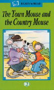 Cover-Bild zu The Town Mouse and the Country Mouse von Staiano, Elena (Illustr.)