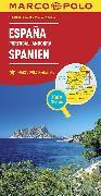 Cover-Bild zu Spanien, Portugal. 1:800'000