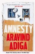 Cover-Bild zu Adiga, Aravind: Amnesty (eBook)