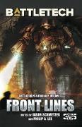 Cover-Bild zu BattleTech: Front Lines (BattleCorps Anthology Volume 6) (eBook) von Hussey, Chris