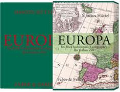 Cover-Bild zu Hüttel, Simeon: Europa. Im Blick bedeutender Kartographen der frühen Zeit